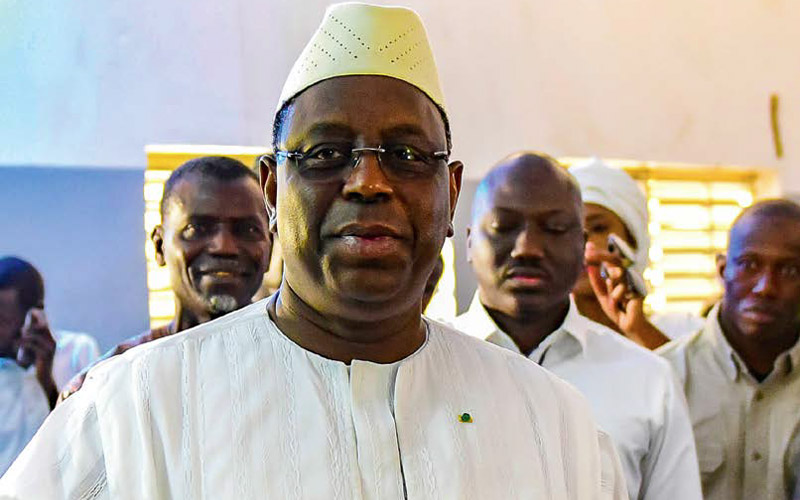 Macky Sall : Auspices favorables pour le second mandat