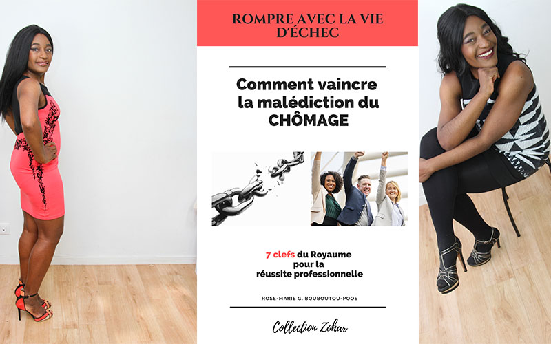 Rose-Marie Bouboutou-Poos (journaliste, écrivaine) : « J'étais en colère, révoltée contre Dieu… »