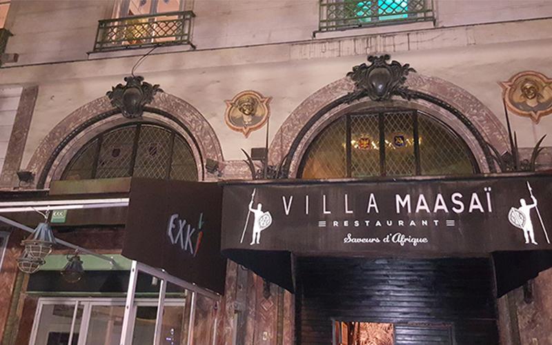 La « villa Maasaï » à Paris : Toute la diaspora en parle…