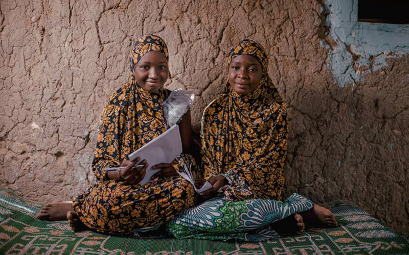 Les projets phares : Autonomiser les femmes et les filles dans le Sahel