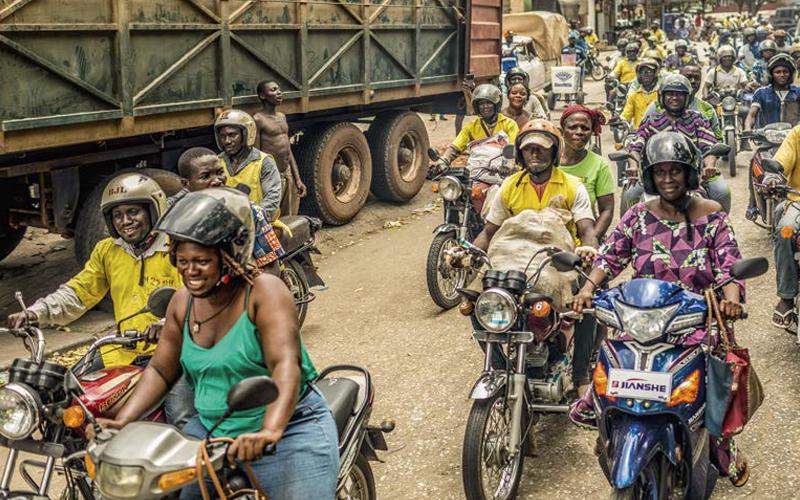 Cotonou face à la pénurie de transports