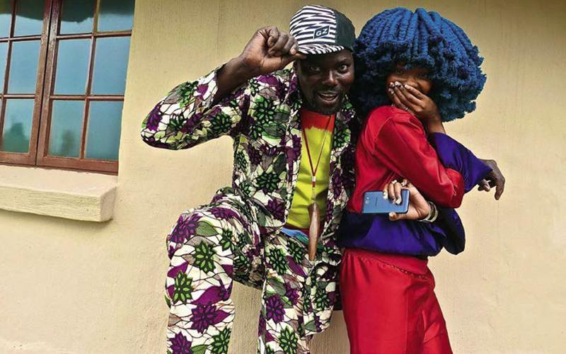 Egoli : Nouveau langage musical