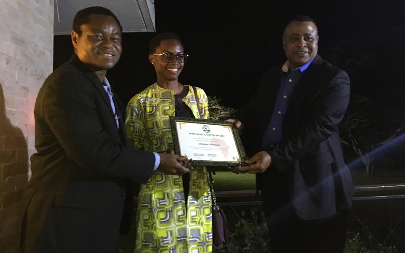Le Cameroun remporte le Trophée WWF 2019