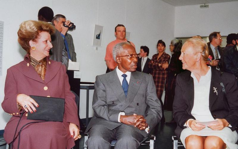 Colette Senghor (épouse de Léopold Sédar Senghor) est décédée