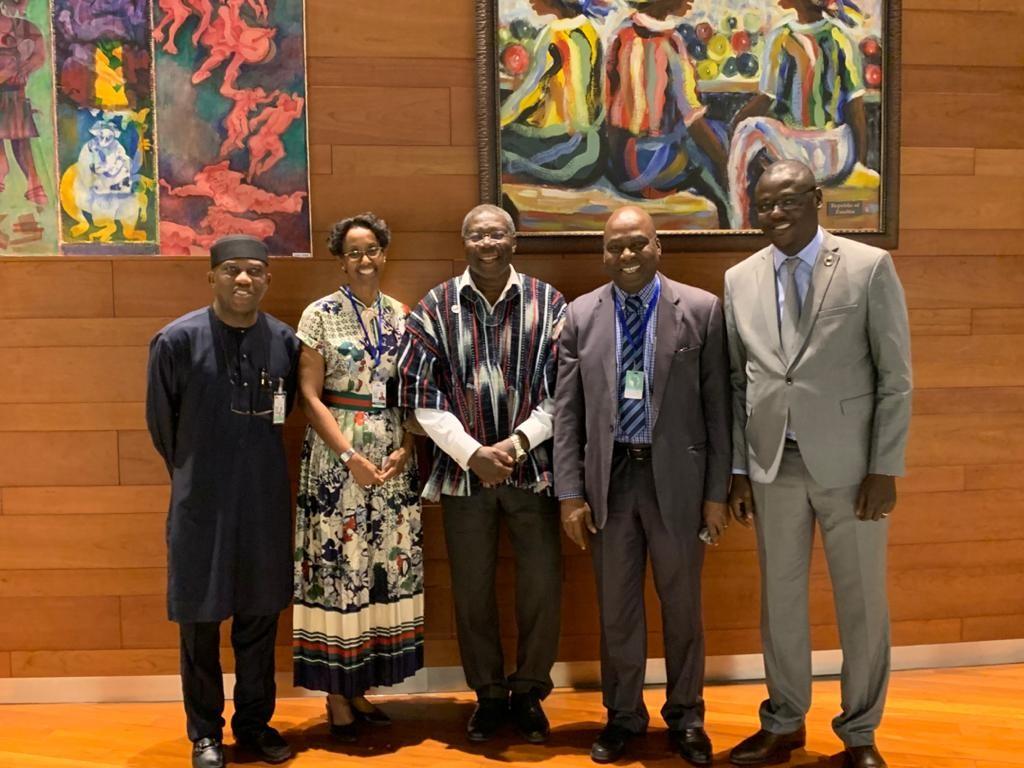 Il revient au secrétariat du Groupe de haut niveau de l'UA et à la Coda de guider les actions nécessaires à la vulgarisation et à la mise en œuvre effective du Capar.