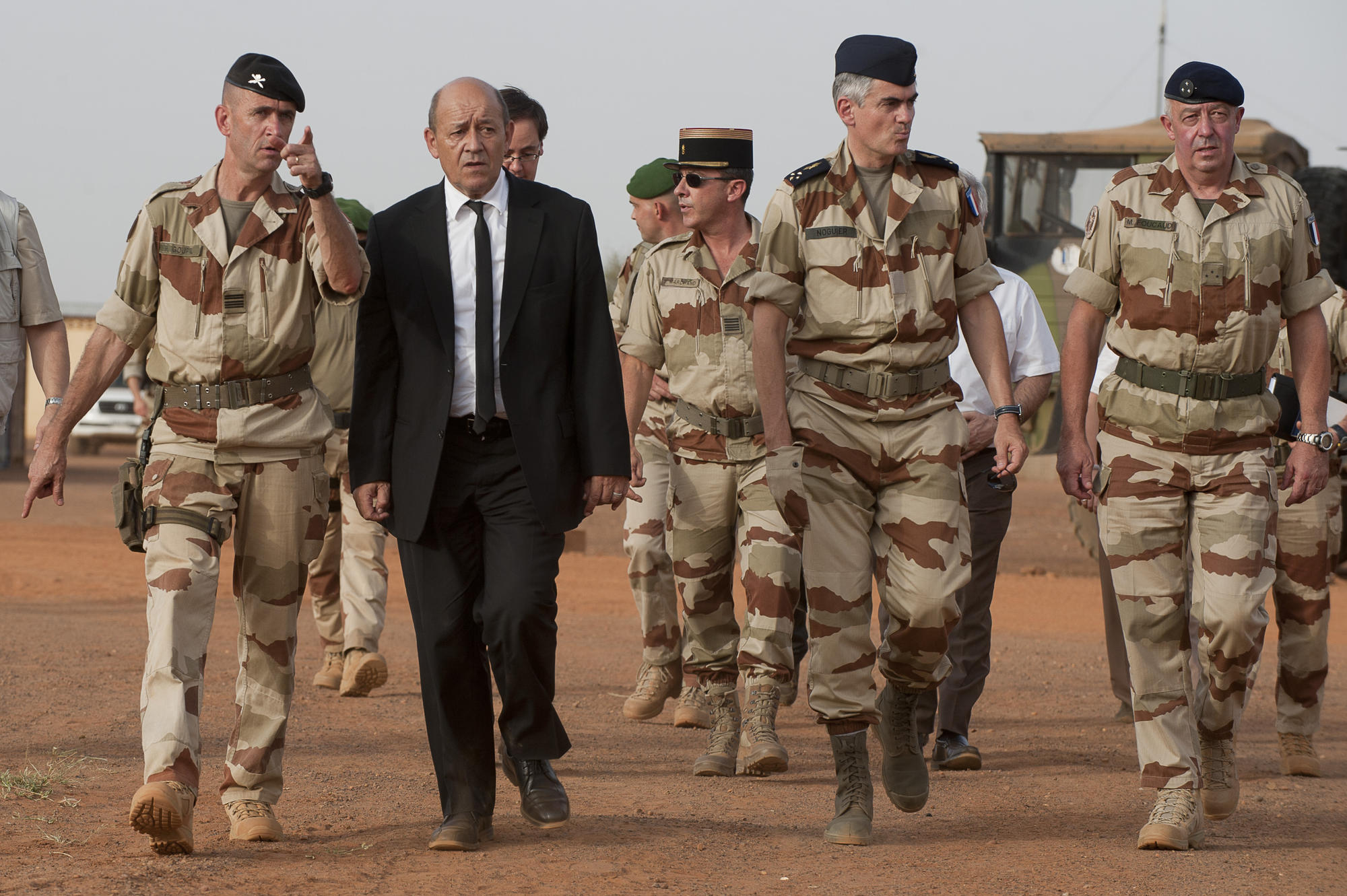 Mali-France: La coopération se poursuit