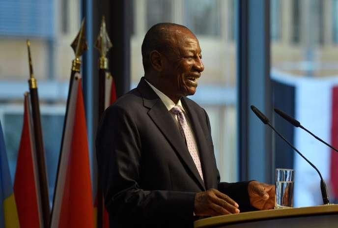 Guinée : Alpha Condé élu Président