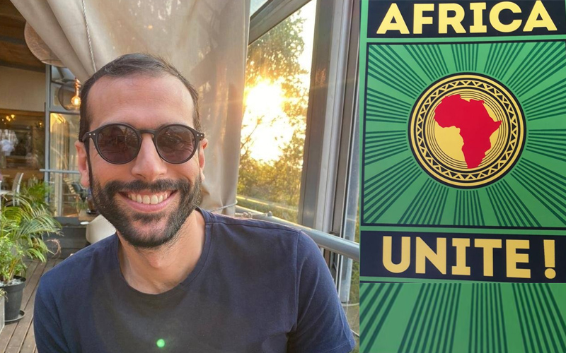 Khalil Ketari, CEO de AfricaWorks