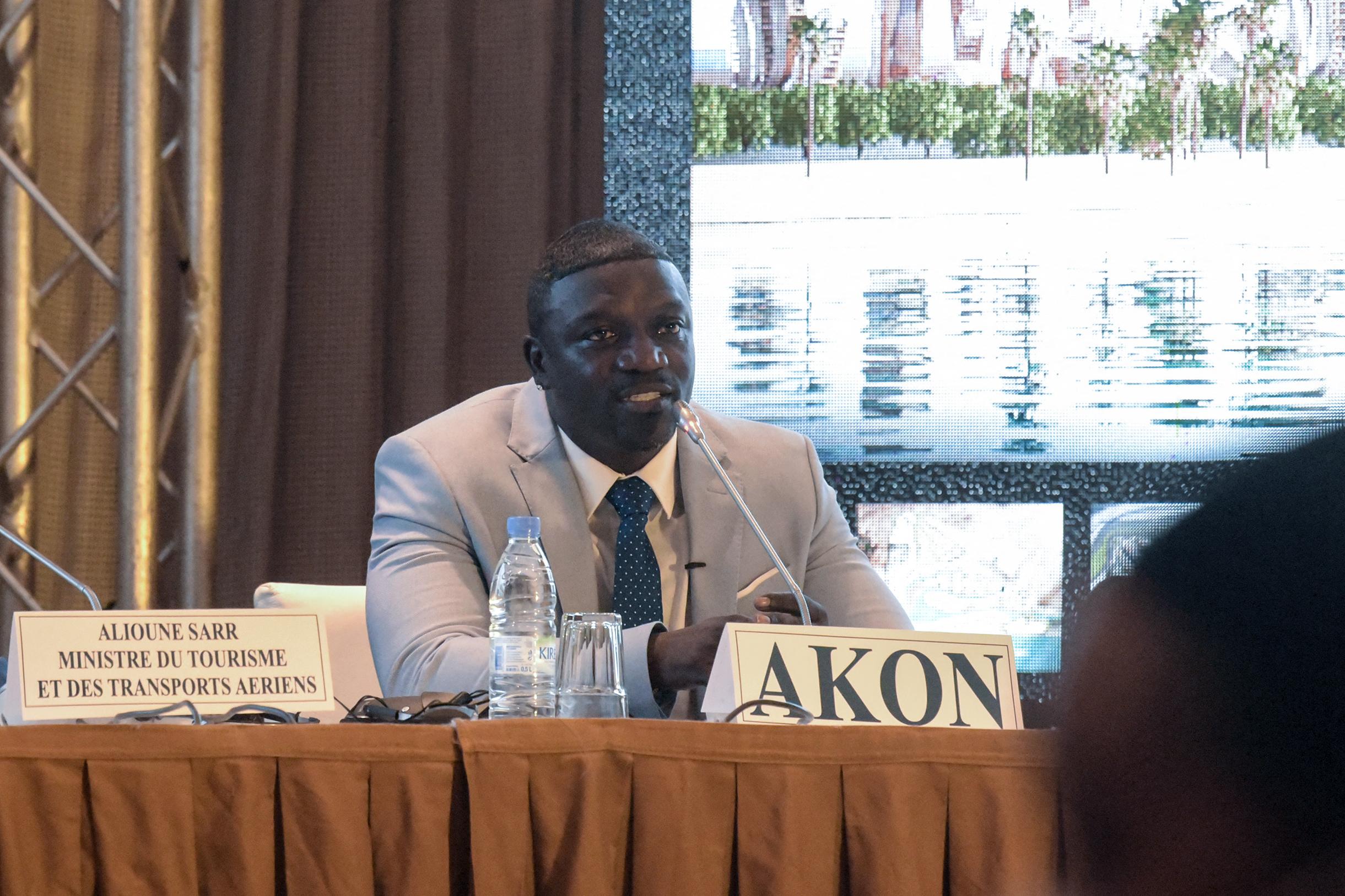 Akon lance sa crypto-monnaie
