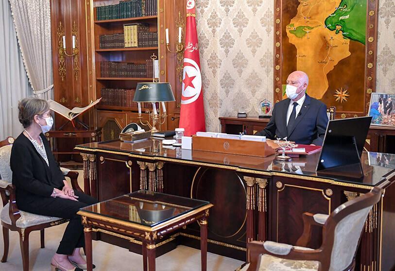 Tunisie: Gouvernement I de Najla Bouden Romdhane
