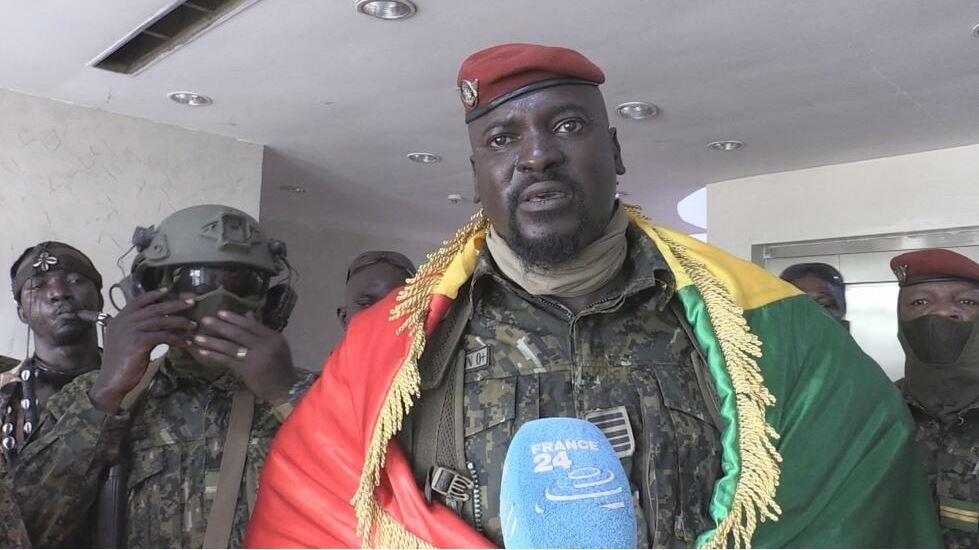 Guinée : Concertations politiques nationales
